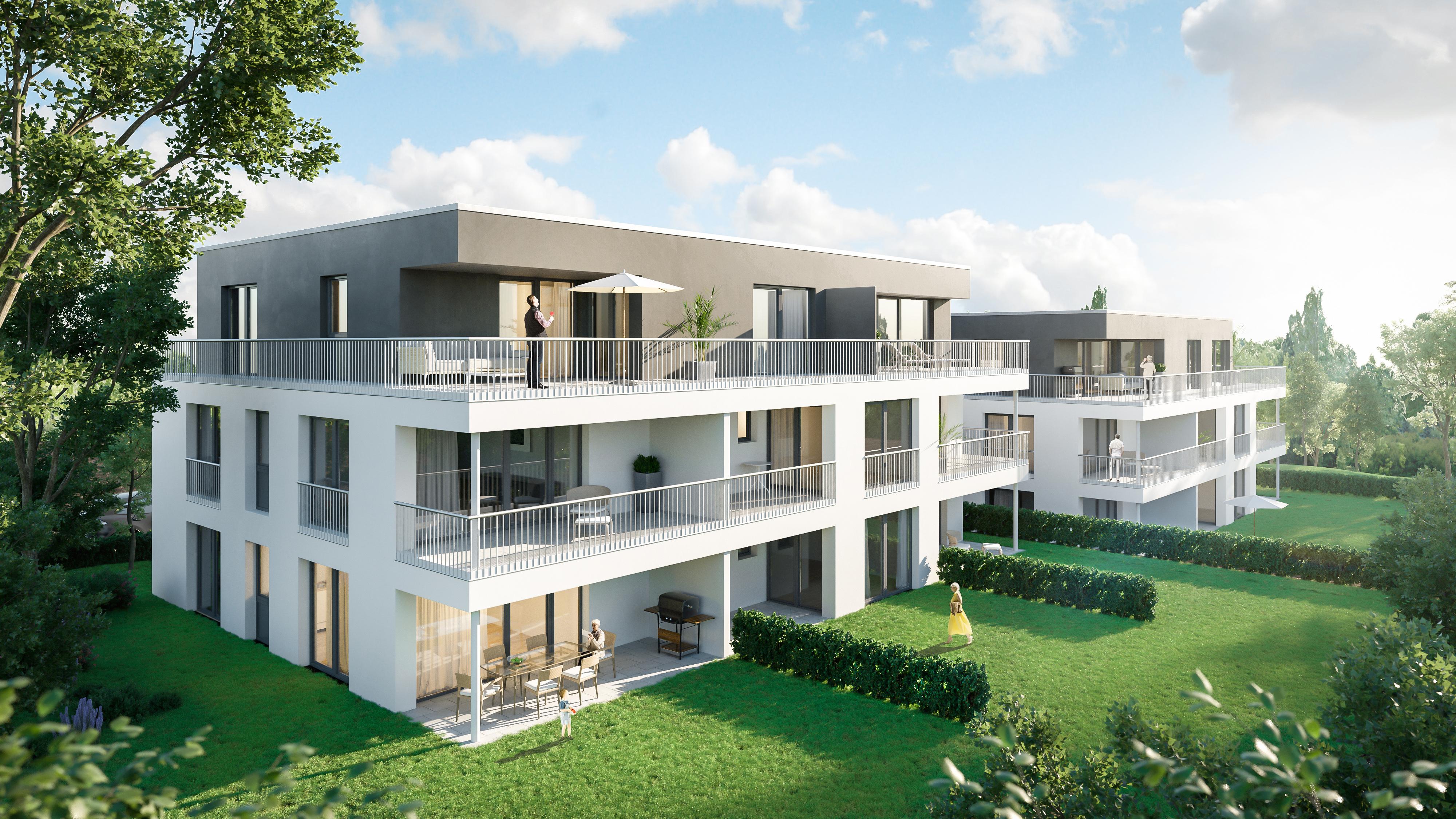 Erstaunlich Moderne Mehrfamilienhäuser Das Beste Von Mfh Holderstraße Freiberg