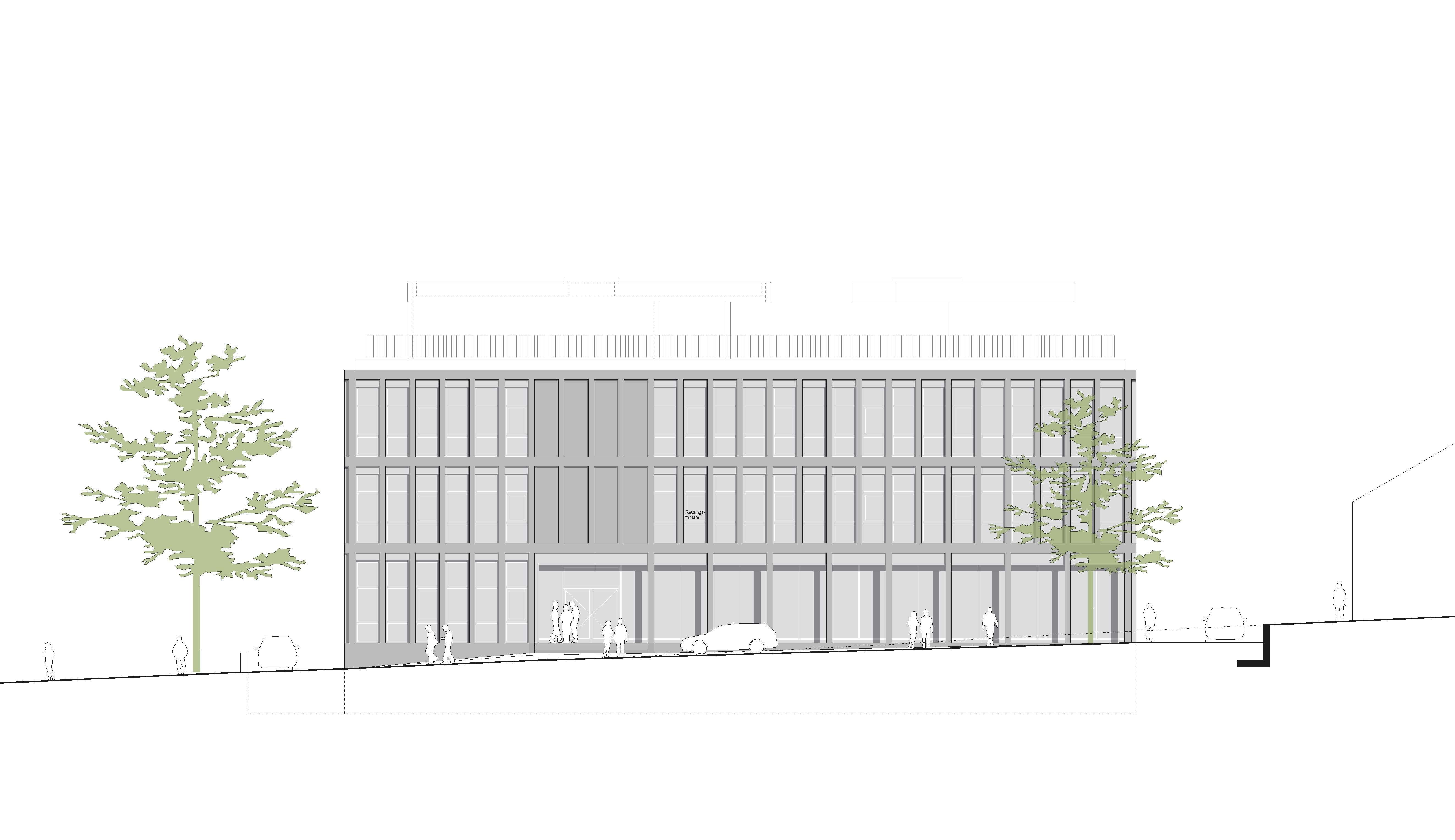 Büro- und Laborgebäude Ludwigsburg