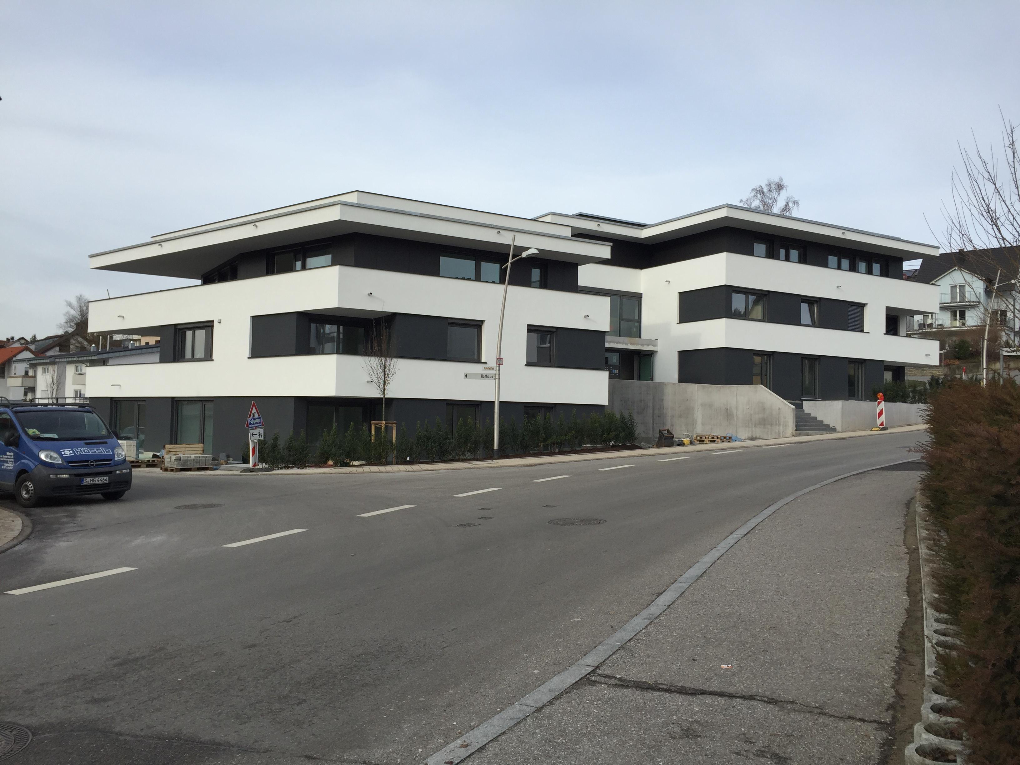 Mehrfamilienhaus Grafenau
